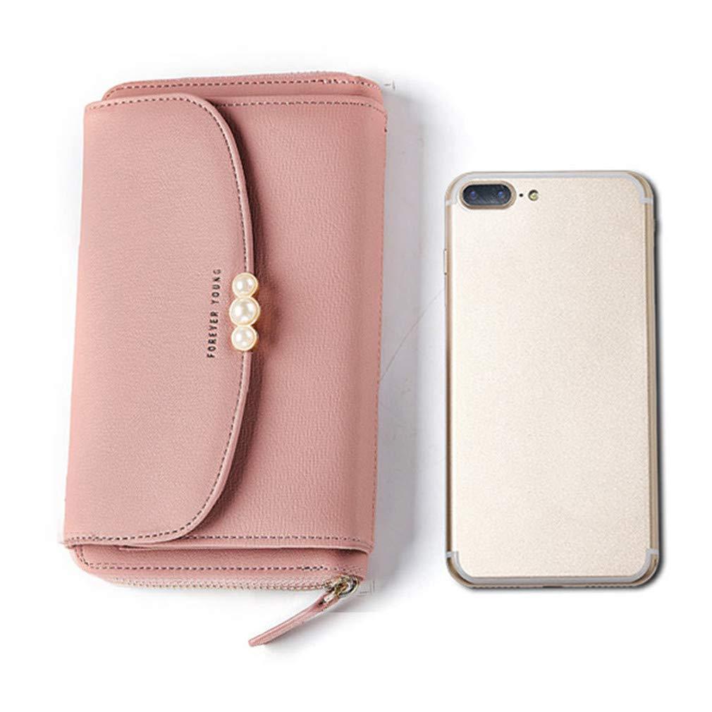 Amazon.com: Carteras para mujer, con bolsillo para celular ...
