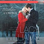 Mistletoe Cowboy: Heart of Oklahoma, Book 3 | Lacy Williams