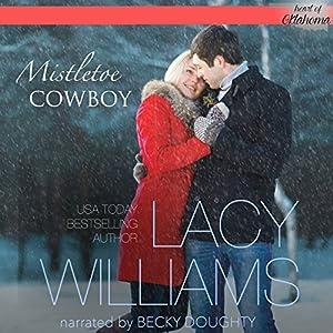 Mistletoe Cowboy Audiobook