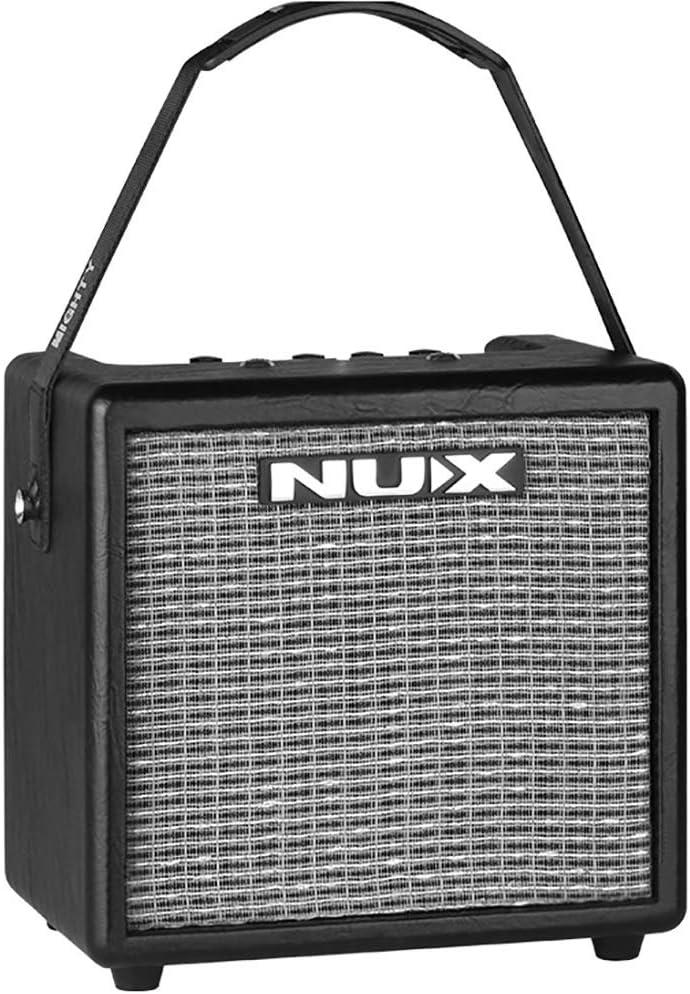 BLKykll Mini Amplificador Práctica para Guitarra Acústica ...