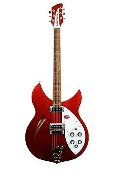 Guitarras eléctricas Rickenbacker 330rbw Ruby Red Retro Vintage: Amazon.es: Instrumentos musicales