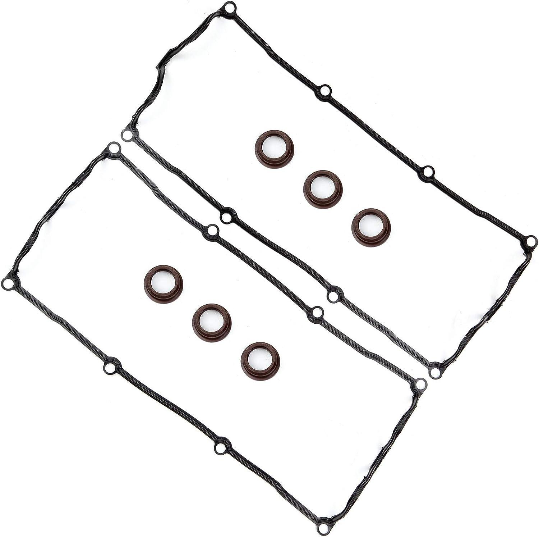 Valve Cover Gasket Set for ISUZU AXIOM TROOPER RODEO AMIGO HONDA ACURA 3.2L 3.5L