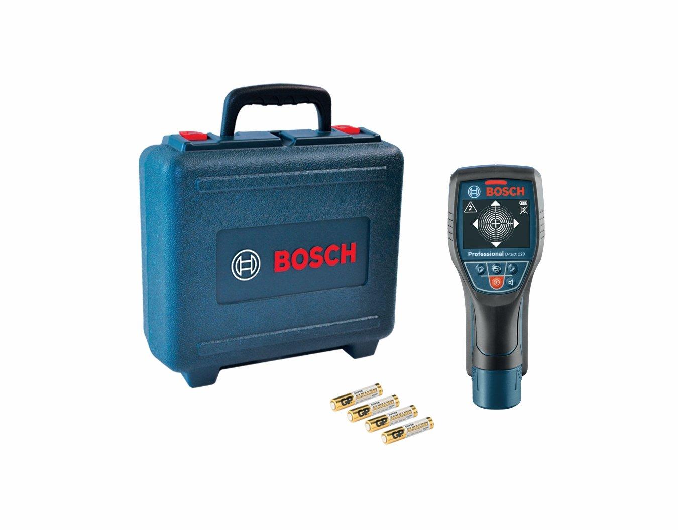 Bosch D-tect 120 pared y suelo Detección escáner: Amazon.es: Bricolaje y herramientas