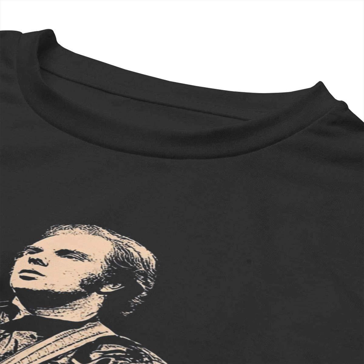 Van Morrison Shirt Crop Top Summer Dew Navel T Shirt Womens
