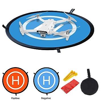 TwoCC Accesorios Drone,Universal Waterproof 55 cm Drone Landing ...
