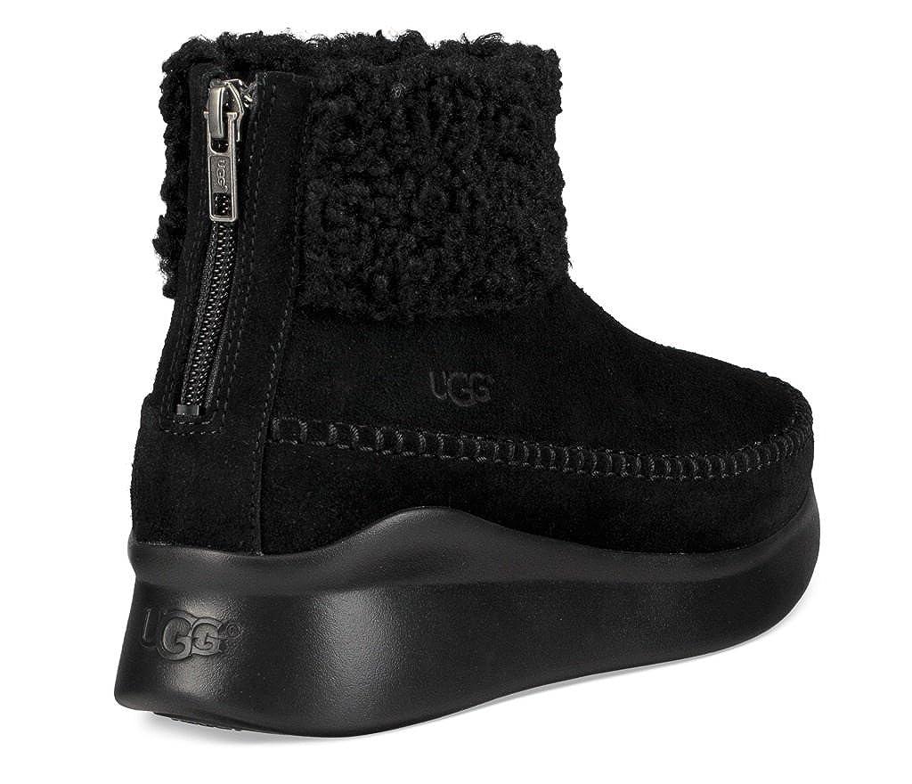 67f96da5289 UGG Women's Montrose Sneaker Black 5 B US B (M): Amazon.co.uk: Shoes ...