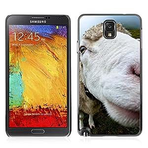 Super Stellar Slim PC Hard Case Cover Skin Armor Shell Portection //Sheep V0000228// Samsung Galaxy NOTE 3 N9006