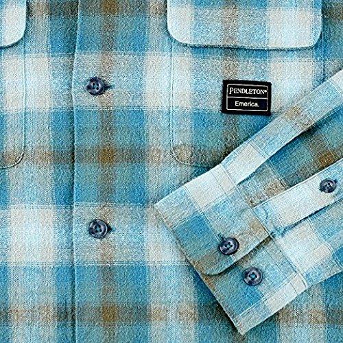 x Flanellhemd Limited Blue Pendleton Emerica ZwXdq77
