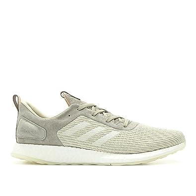 4eb5ca7c4 adidas Consortium x Solebox Men Pureboost DPR Gray Sesame Cream White Size  6.0 US
