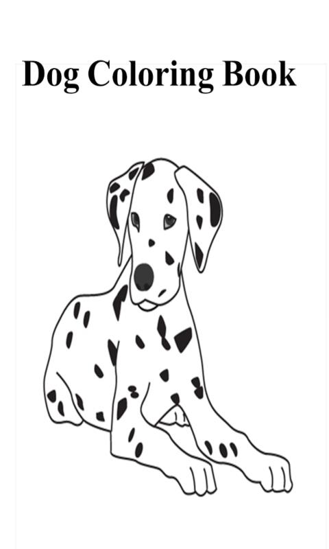 Dog Coloring Book Amazonbr Amazon Appstore