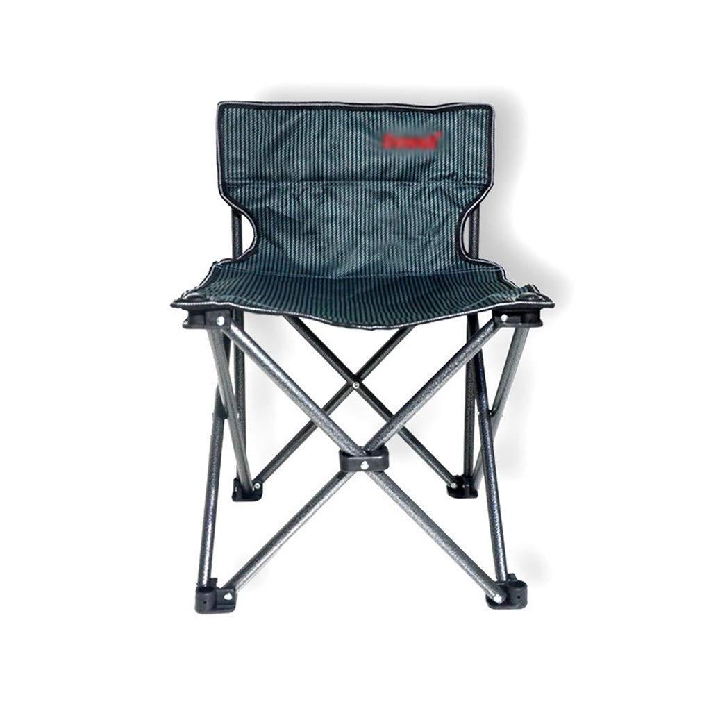 XHCP Taburetes para Acampar, sillón Silla Plegable Duradera ...