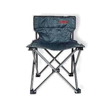 XHCP Taburetes para Acampar, sillón Silla Plegable ...