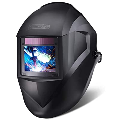TACKLIFE Professional Welding Helmet Auto Darkening