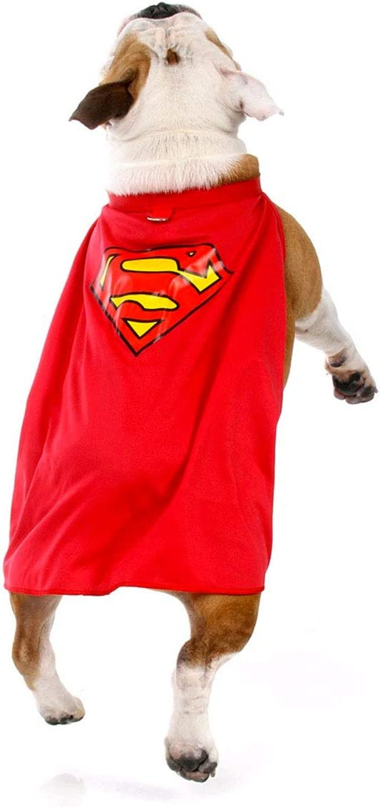 Capa Super Homem Para Cachorro - Sula Pet