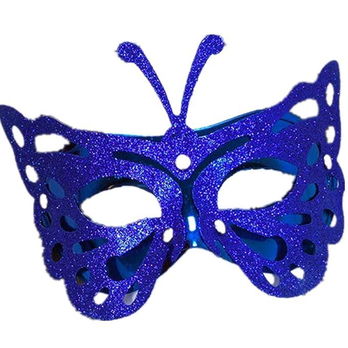 Amazon.com: Máscara de carnaval de Pascua con lentejuelas de ...