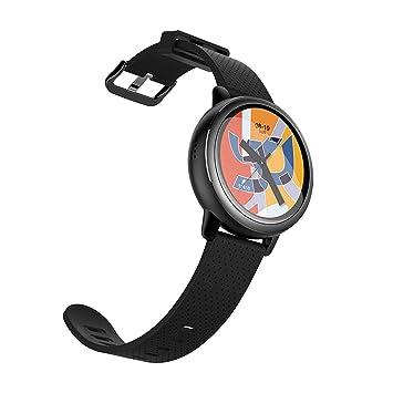 YUNDING Reloj Inteligente, 4G Internet/WiFi/Navegación GPS/Altímetro/App Descarga, IP67 A Prueba De Agua, Regalos: Amazon.es: Deportes y aire libre