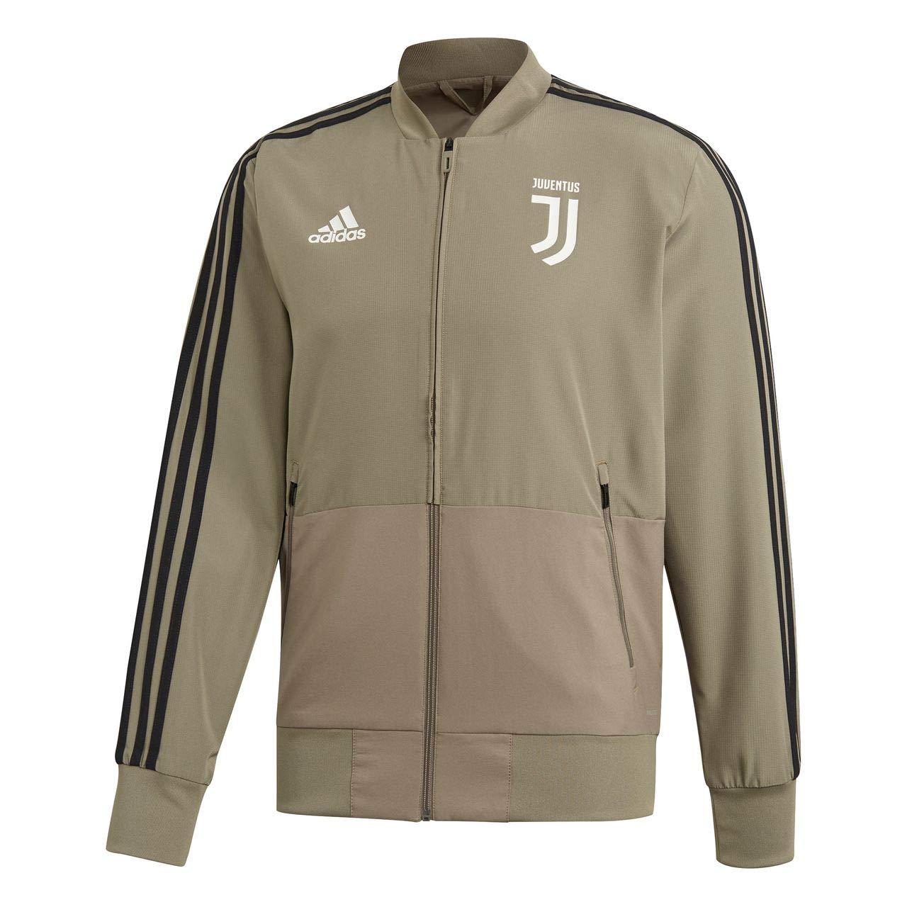 adidas Juve Pre Jkt Chaqueta-Línea Juventus de Turín b3690f0ec296b