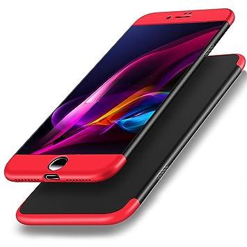 Funda para Apple iPhone 8 / 7, Girlyard Rigida Plš¢stico Dura 3 en ...
