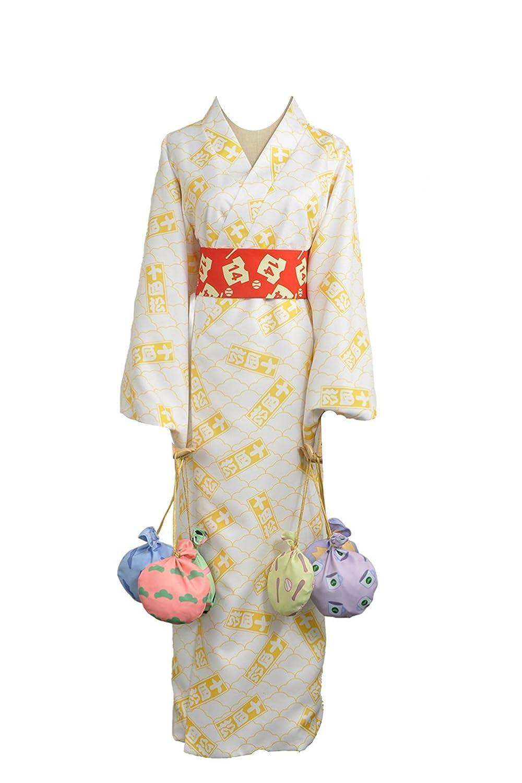 Manga Mr. Osomatsu Osomatsu-Kun Sextuplet Brothers Matsuno Jyushimatsu Yutaka Cosplay Costume