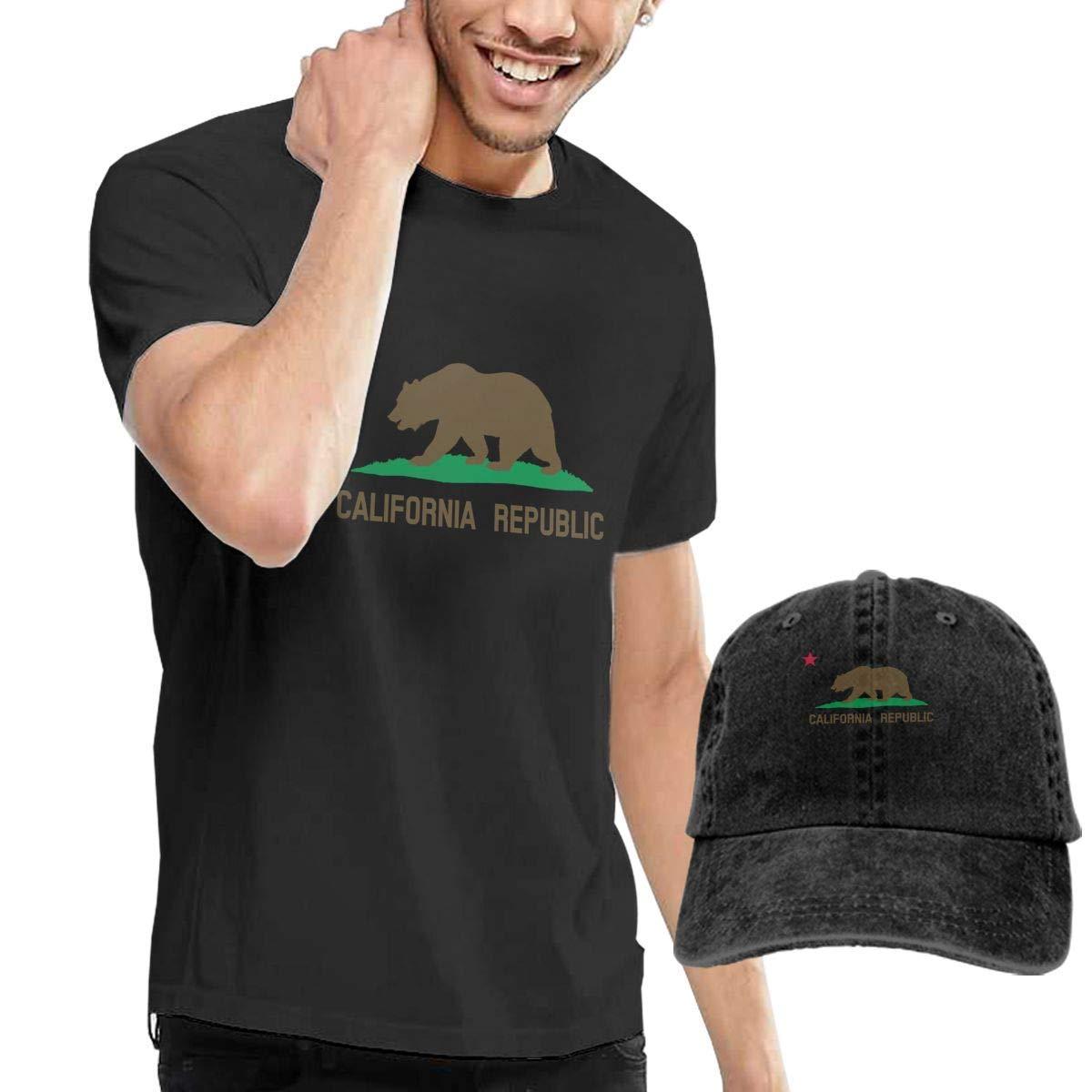 Henrn Camisetas y Tops Hombre, Tops y Camisas California Republic ...