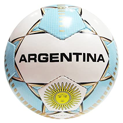 4237af0e Amazon.com : Select Argentina Soccer Ball (5) : Sports & Outdoors