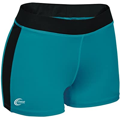 Chassé Girls' Performance C-Fit Short