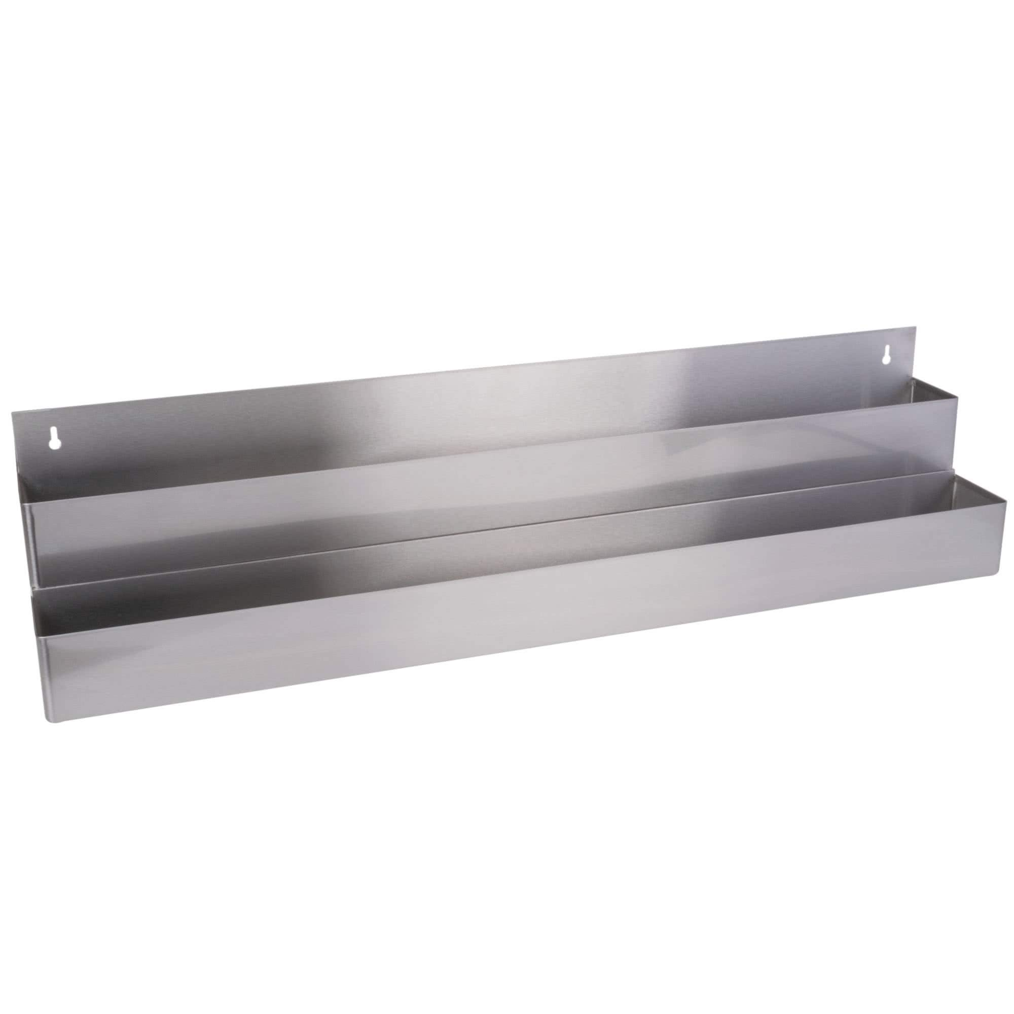 TableTop King Stainless Steel Double Tier Speed Rail - 42'' by TableTop King (Image #3)