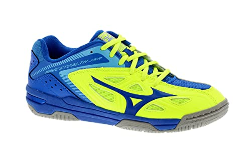 Zapatillas de Balonmano Mizuno Wave Stealth 3 Junior - Talla 34,5 EU: Amazon.es: Zapatos y complementos