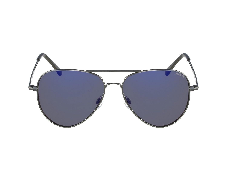 TALLA 58. Polaroid - Gafas de sol Aviador P4139