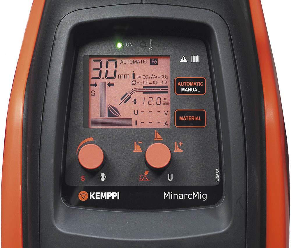 Kemppi MinarcMig Evo 200 - Equipo de soldadura para alambre de ...