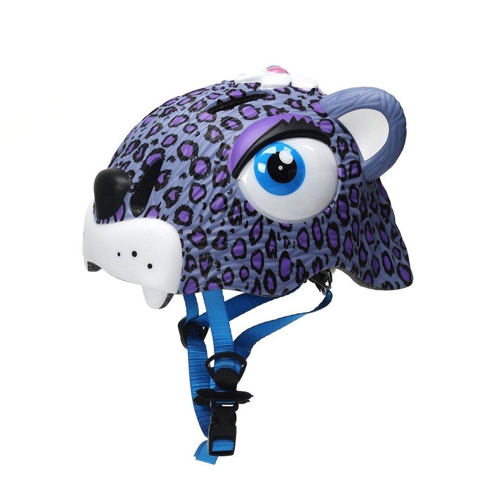 LOLIVEVE Einstellbarer Schutzhelm Für Kinder mit Helm