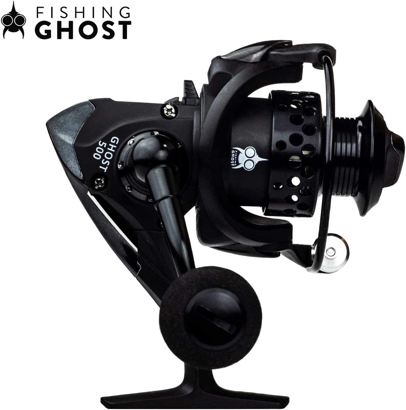 FISHINGGHOST® REEL500 Carrete Angel Spinning de 180gr Ideal para ...