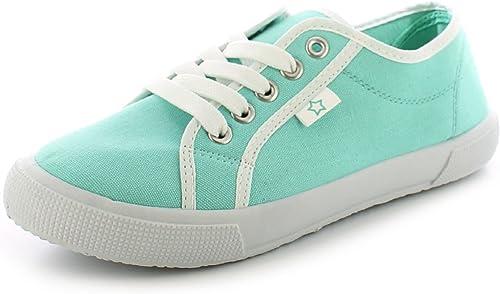 Canvas Pumps/Plimsolls/Shoes - Mint