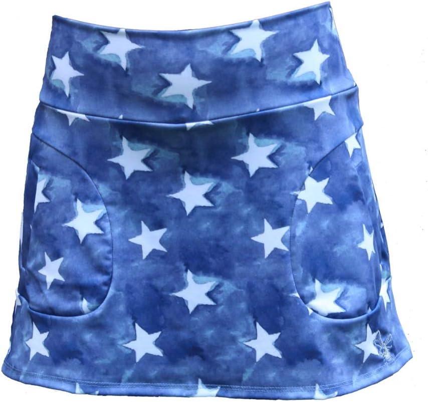 La Mouche Padel Falda Modelo básico Estrellas