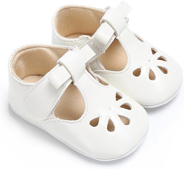 BENHERO Baby Girls Mary Jane Flats