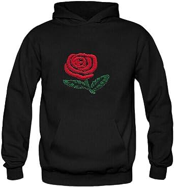 1951aaae04 Amazon.com: FGSS Men's Rose Hoodie: Clothing