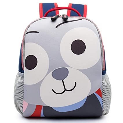 2adc3824f010 Amazon.com: 3D Children's Animal Backpack Kindergarten Wearable Big ...