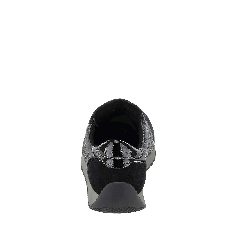ARA Damen Lissabon Sneaker    Schwarz f61d22