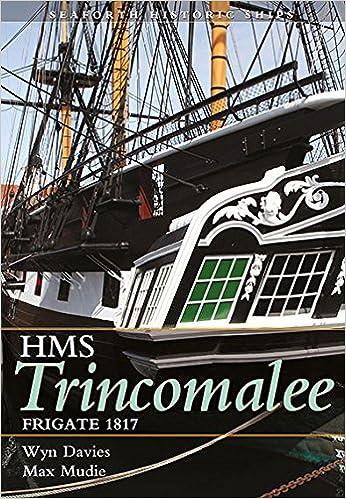Amazon.fr - HMS Trincomalee: Frigate 1817 - Davies, Wynford - Livres