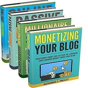 Financial Freedom: Online Income, Passive Income, Millionaire Success Habits, Monetizing Your Blog Audiobook