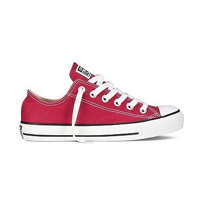 6c4783b9c4a Converse Chuck Taylor All Star Classic CTAS Femmes Hommes Unisexe Toile  Sneaker Chaussures de Sport avec