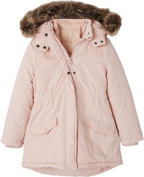 Vertbaudet 3 in 1 Jacke für Mädchen, Winterjacke