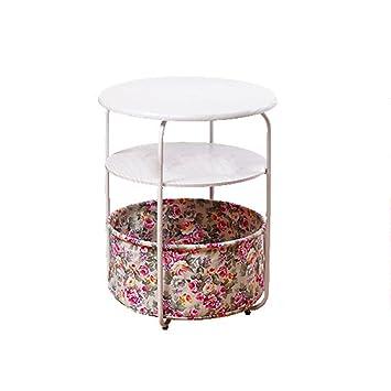 2bf9cec7c61575 Amazon.de  Unbekannt Tee Tabelle Einfachheit Mini Mode Beistelltisch Moderne  Wohnzimmer Sofa Schrank
