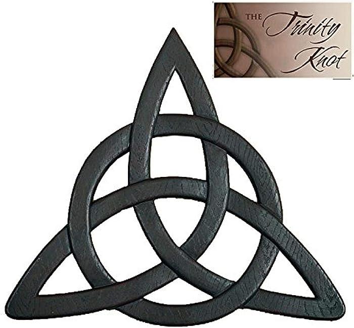 Abbey Gift Irish Trinity Knot Wall Hanging