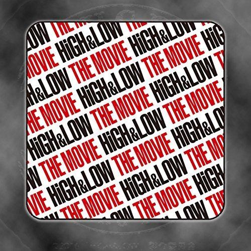 HiGH&LOW THE MOVIE ハンドタオル(総柄)の商品画像