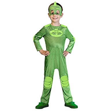 GREATCHILDREN Catboy Costume Mask Costume Set Cosplay Jumpsuits L XL (L/130)