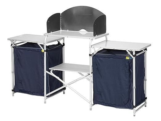Outdoorküche Arbeitsplatte Xxl : Xxl stabile campingküche faltbar zum outdoor kochen im