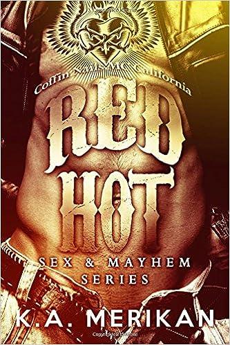 🔰 Last ned bøker pdf online Red Hot - Coffin Nails MC