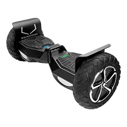 Amazon.com : Swagtron T6 Off-Road Hoverboard - First in the World to ...