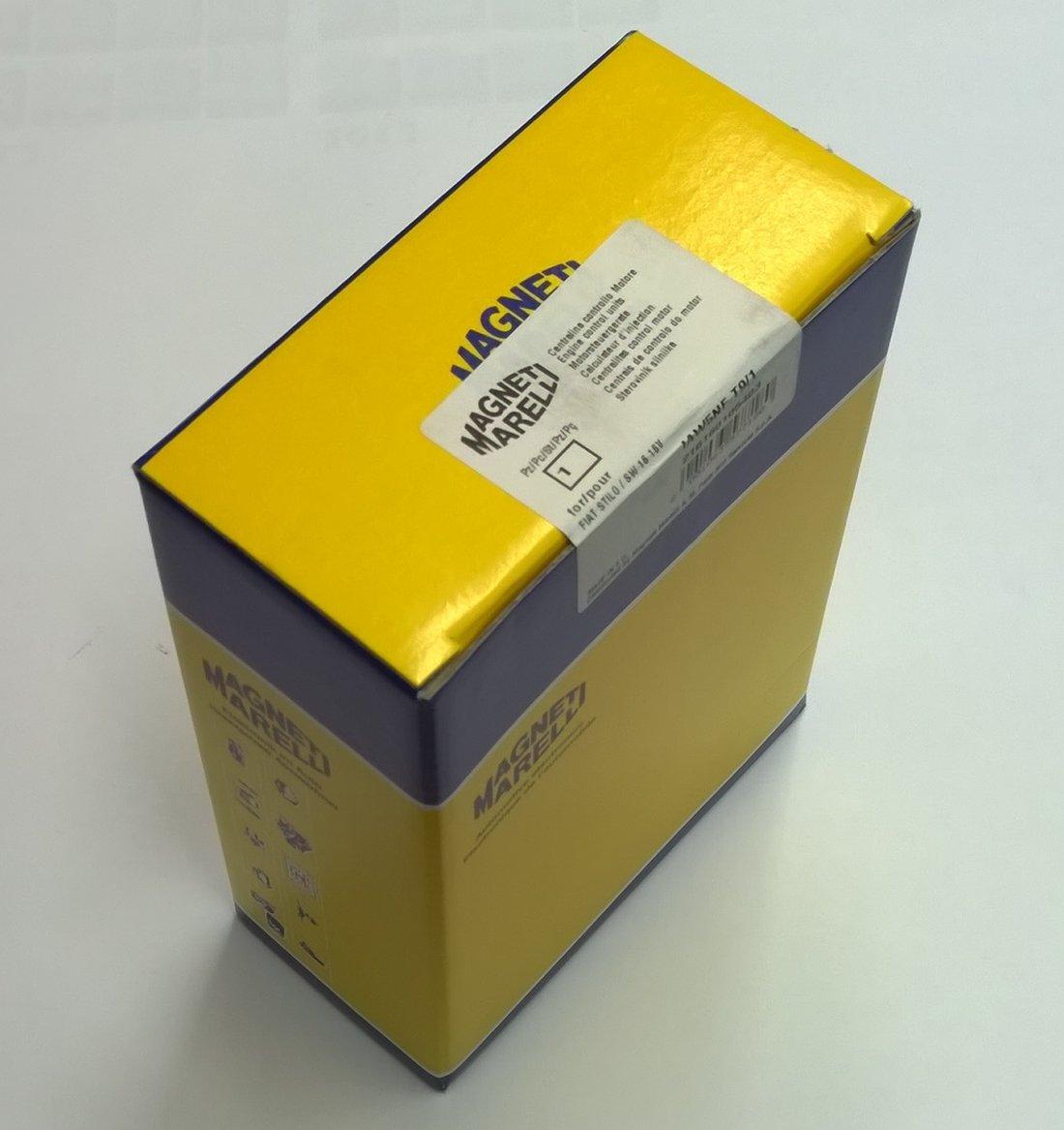 Magneti Marelli 216160037607 Appareil de commande gestion moteur